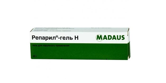 Препарат Репарил
