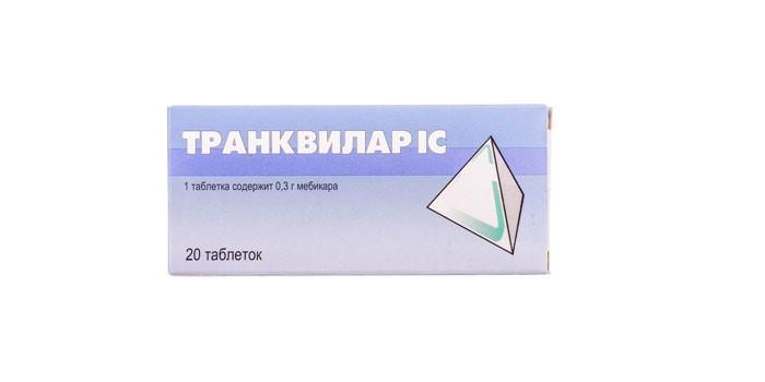 Таблетки Транквилар