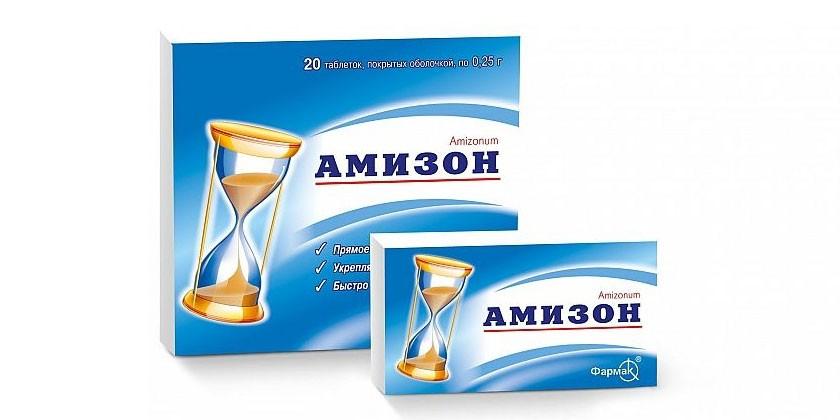 Препарат Амизон