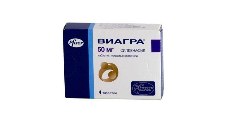 Таблетки Виагра