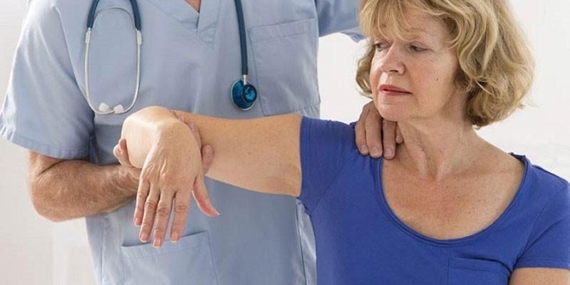 Массаж рук после инсульта