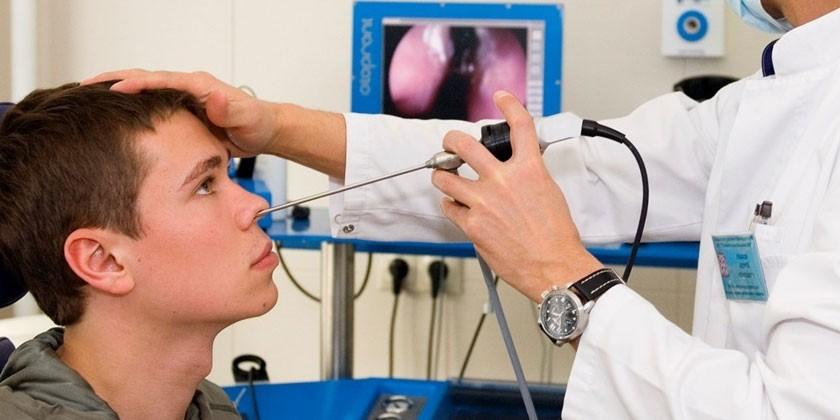 Эндоскопия пазух носа