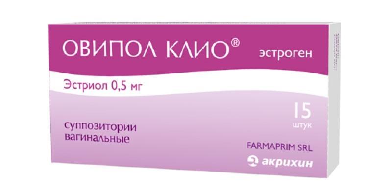 Овипол клио - 18 отзывов, цена от 231 руб., инструкция по применению