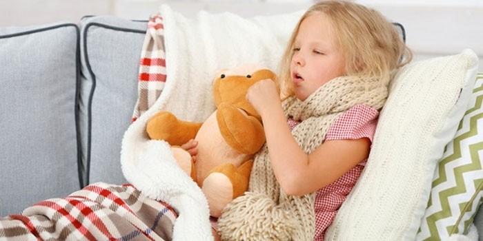 Как быстро вылечить мокрый кашель у ребенка