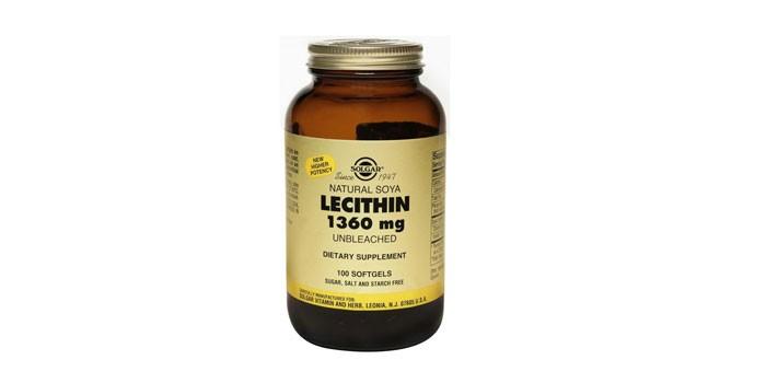 Раствор Лецитин