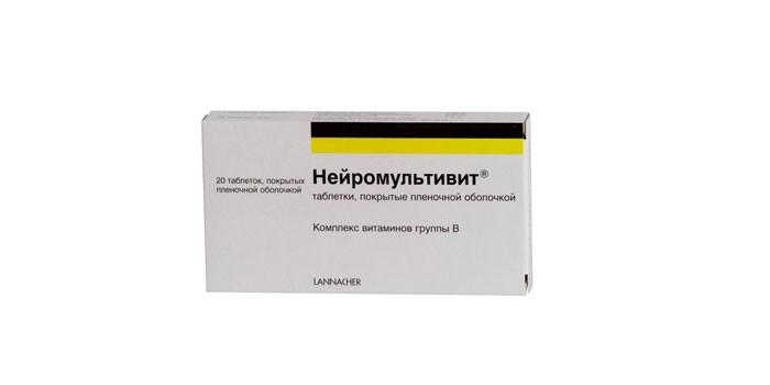 Препарат Нейромультивит
