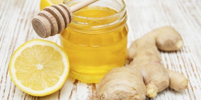 С лимон и мед