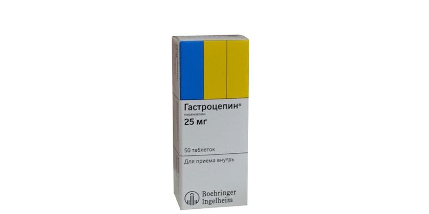 Препарат Гастроцепин
