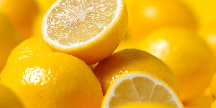 Лимон при кашле