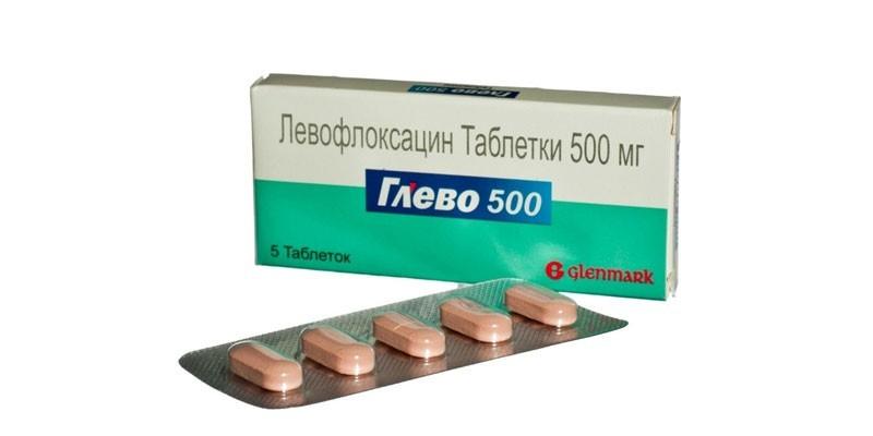 Таблетки Глево