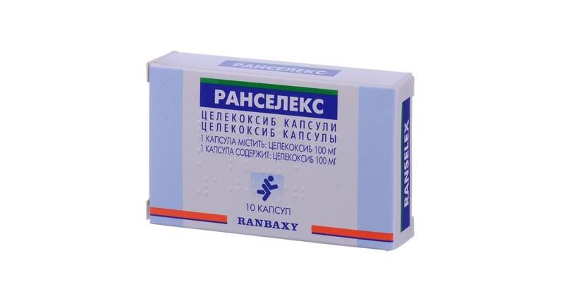 Препарат Ранселекс