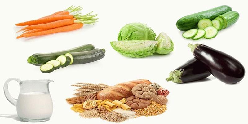 Полезные при подагре продукты питания