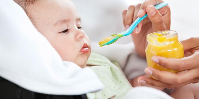 Малыш есть детское питание