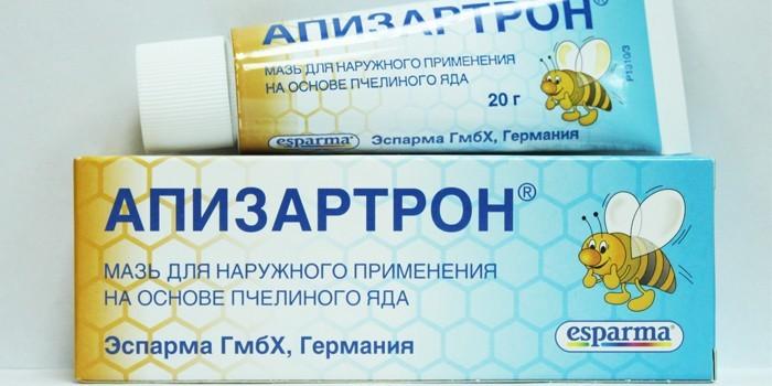 Препарат Апизартрон