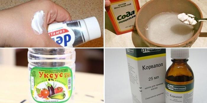 Народные средства лечения