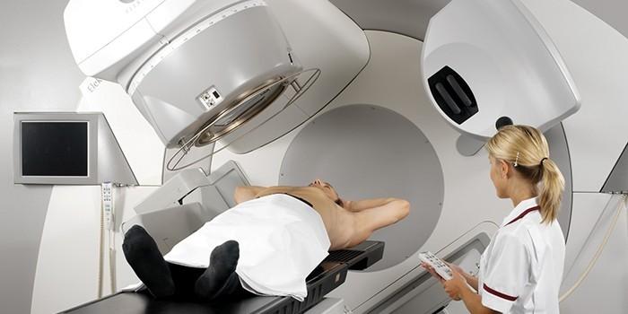 Процедура томографии