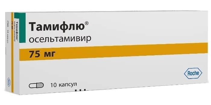 Лекарство Тамифлю
