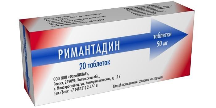 Лекарство Римантадин
