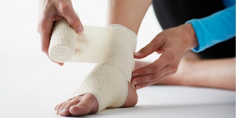 Оказание помощи при вывихе суставов