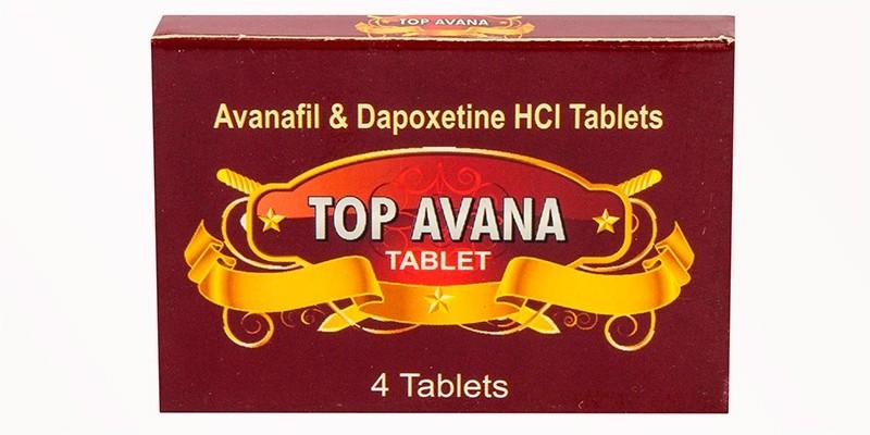 Таблетки Топ Авана