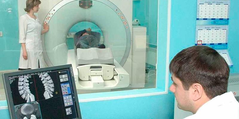 Кабинет компьютерной томографии
