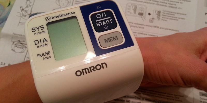 Omron R2