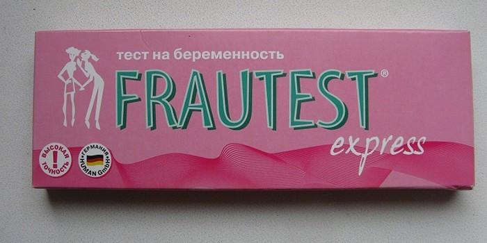 FRAUTEST