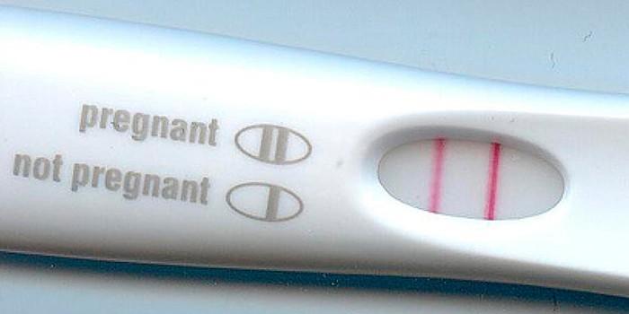Как определить срок беременности с помощью струйного теста