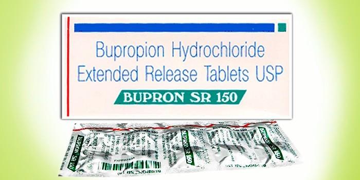 Антидепрессант Бупропион
