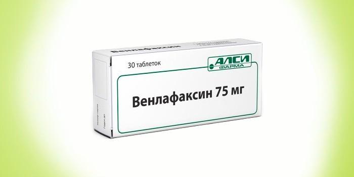 Седативное Венлафаксин