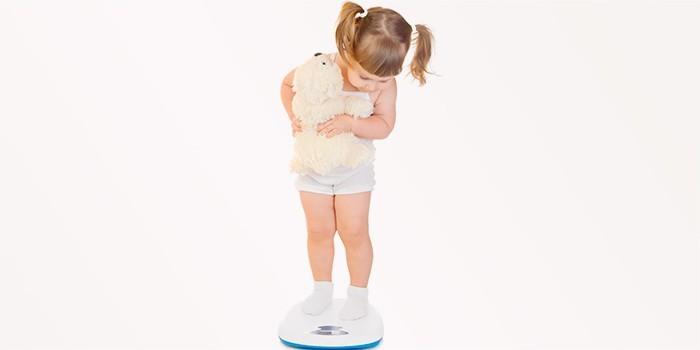Девочка на весах