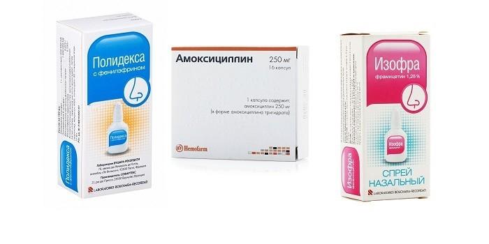 Антибактериальные капли