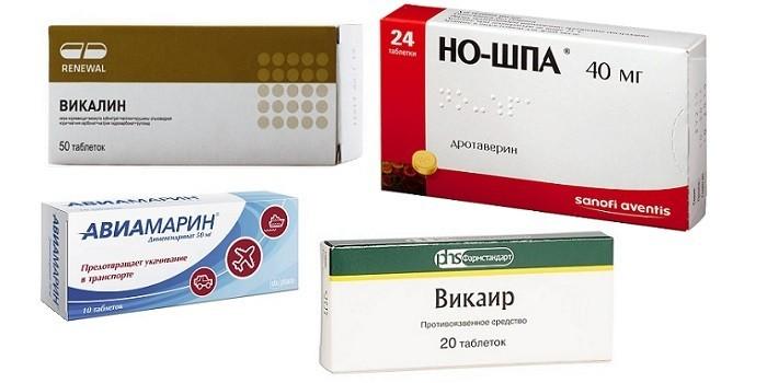 Препараты для лечения Helicobacter pylori