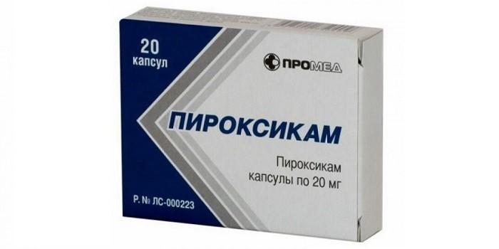 Пироксикам