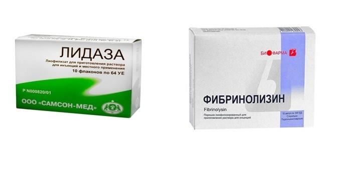 Антифибротические средства