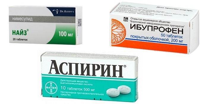 Противовоспалительные таблетки