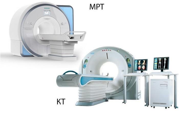 Аппараты МРТ и КТ