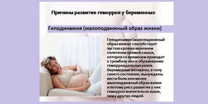 Причины развития заболевания при беременности