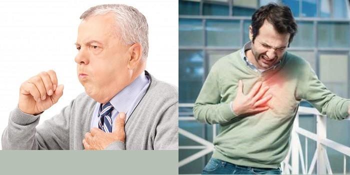 Симптомы силикоза