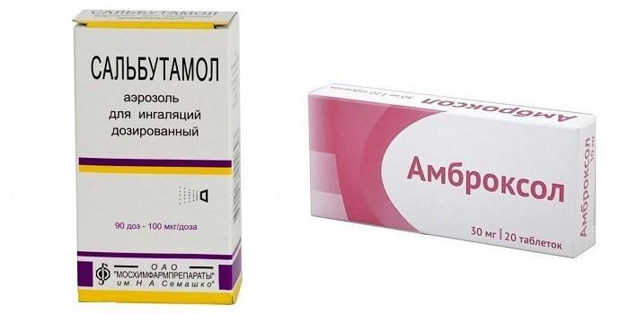 Лекарства при силикозе