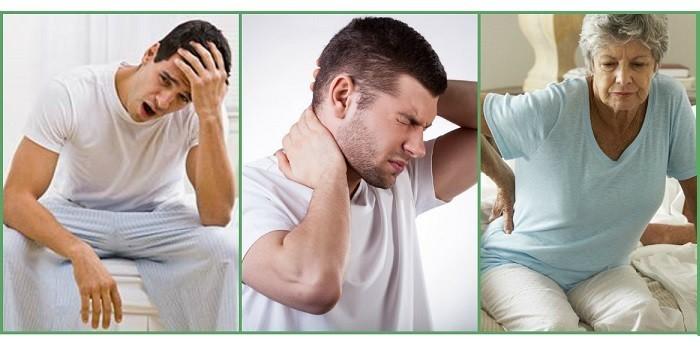 Симметричная слабость мускул