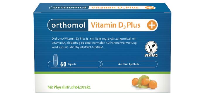 Vitamin D3 Plus от Orthomol
