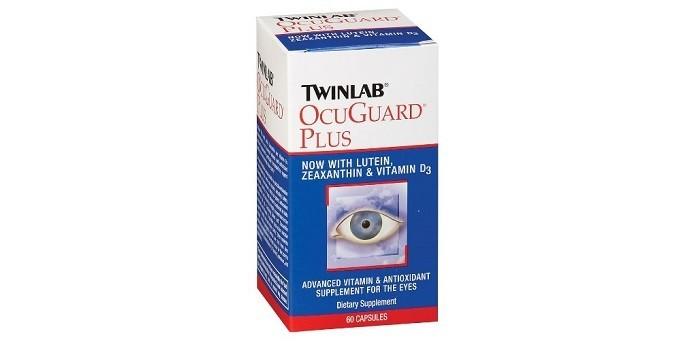 Средство OcuGuard Plus от Twinlab