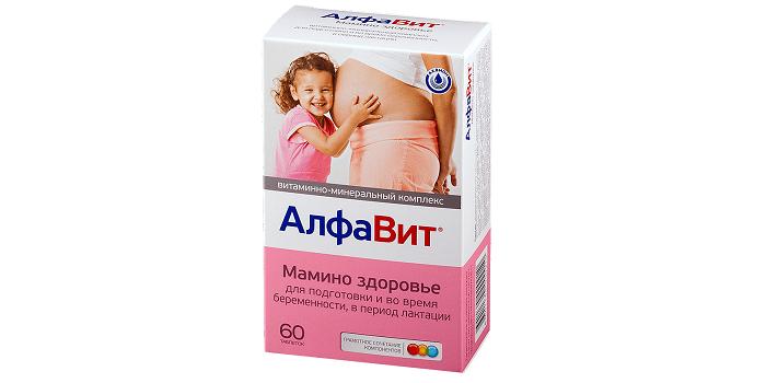 АлфаВит Мамино здоровье