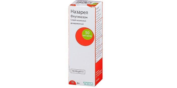 Антигистаминный препарат Назарел