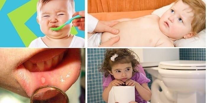 Признаки недостаточности витамина В 12