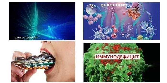 Воздействие ультрафиолета, онкология, бесконтрольный прием медикаментов и ВИЧ