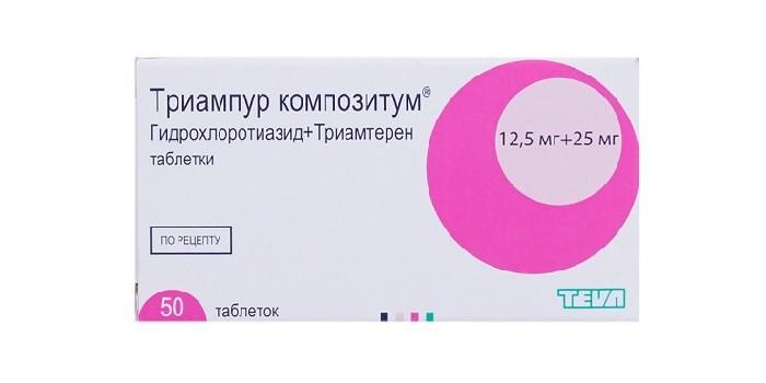 Препарат Триампур композитум