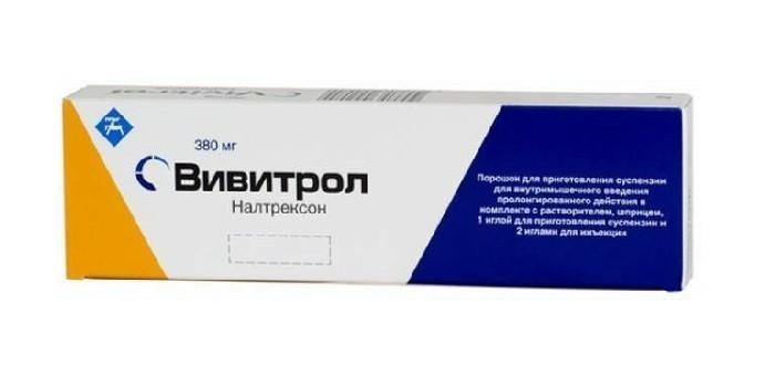 Порошок для приготовления суспензии Вивитрол