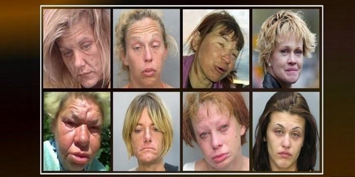 Как выглядит пьющая женщина